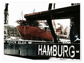 Nestwick - Hamburg Docks