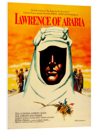 Foam board print  Lawrence of Arabia