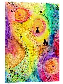 Foam board print  It's only a decision - SaRidie-arts