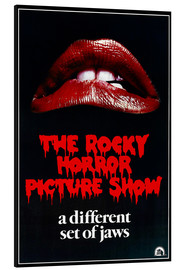 Alu-Dibond  The Rocky Horror Picture Show