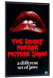 Foam board print  The Rocky Horror Picture Show