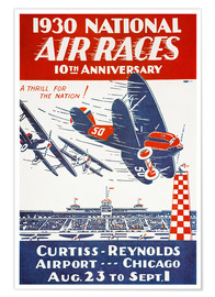 Premium poster Air Races