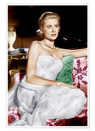 Premium poster  To Catch a Thief, Grace Kelly, 1955