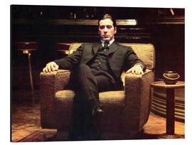 Aluminium print  The Godfather II
