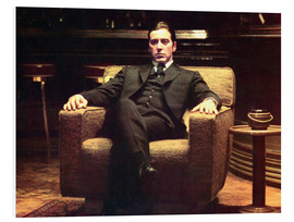 Foam board print  The Godfather II
