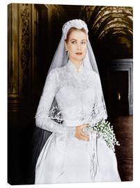 The Wedding in Monaco, Grace Kelly
