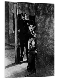 Forex  Tom Wilson, Charles Chaplin and Jackie Coogan in The Kid