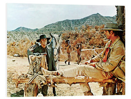 Foam board print  Once Upon a Time in the West