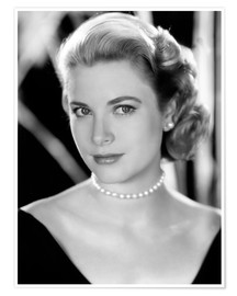 Premium poster  Grace Kelly, 1953