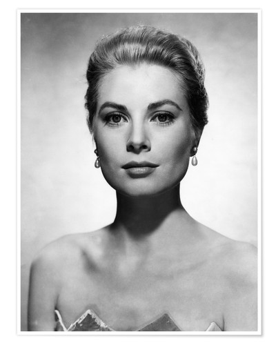 Premium poster Grace Kelly