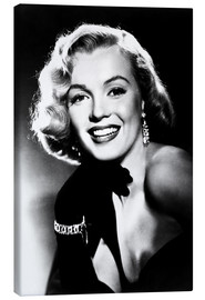 Canvas print  Marilyn Monore
