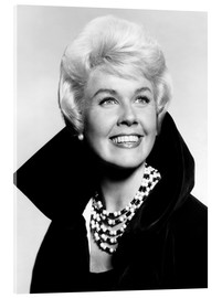 Acrylic print  Doris Day, early 1960s
