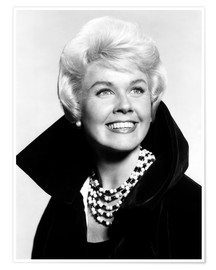 Premium poster  Doris Day, early 1960s