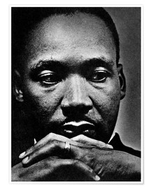 Premium poster  Martin Luther King Jr.
