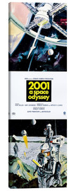 Canvas print  2001: A Space Odyssey 1968