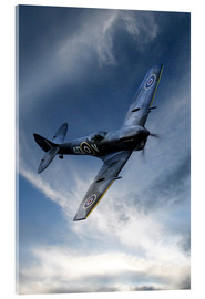 Acrylic glass  Spitfire Pass - airpowerart