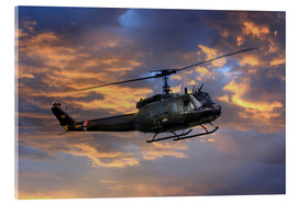 Acrylic glass  Huey - airpowerart