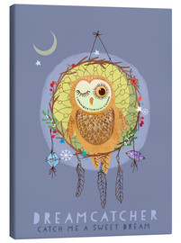Canvas print  Dream catcher - Elisandra Sevenstar