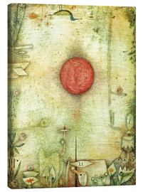 Canvas  Ad Marginem - Paul Klee