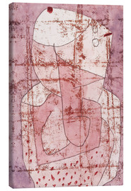 Canvas  Swiss clown - Paul Klee
