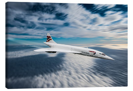 Canvas print  Concorde - Paul Heasman