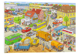Stefan Seidel - Cars search and find: In the City