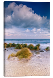 Canvas print  Baltic shore magic morning - Sascha Kilmer