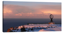 Canvas print  North Cape - HADYPHOTO