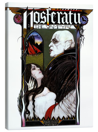 Canvas print  NOSFERATU: PHANTOM OF THE NIGHT