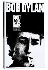 Canvas  DON'T LOOK BACK