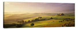 Markus Lange - Orcia Valley at sunrise