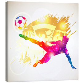 Canvas  Soccer Player - TAlex