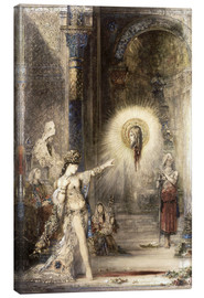 Canvas  The Apparition - Gustave Moreau