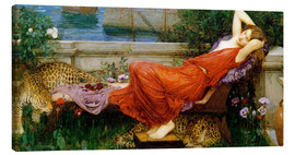 Canvas print  Ariadne - John William Waterhouse