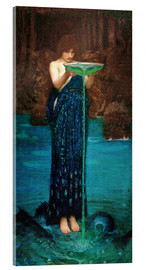 Acrylic print  Circe invidiosa - John William Waterhouse