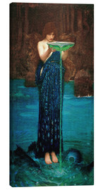 Canvas print  Circe invidiosa - John William Waterhouse