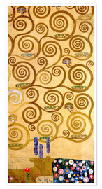Premium poster The Tree of Life (right outer panel)