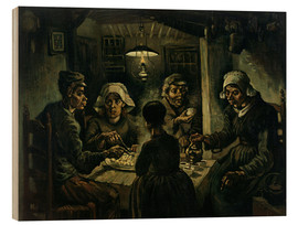 Vincent van Gogh - The Potato Eaters