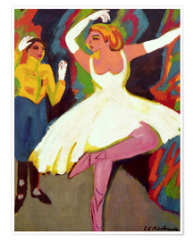 Premium poster Russian dancer