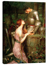 Canvas print  Lamia - John William Waterhouse