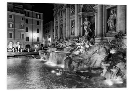 Forex  Trevi fountain in Rome - Filtergrafia