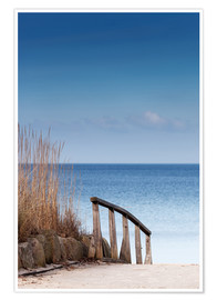 Premium poster Baltic Sea impression