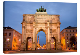 Canvas print  Munich, Bavaria - Peter Schickert