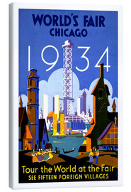 Chicago - Worlds Fair 1934