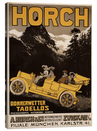 Canvas print  Horch Cars - Gosh perfectly
