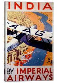 Canvas  India tour with Imperial Airways