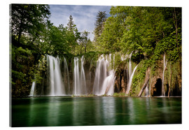 Andreas Wonisch - Paradise Waterfall in Plitvice