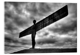Acrylic glass  Angel Of The North - Simon West