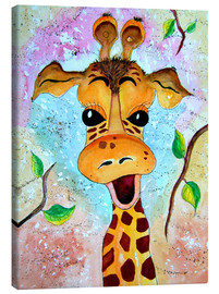 Canvas  Giraffe Gisela - siegfried2838