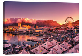 Stefan Becker - Victoria & Alfred Waterfront, Cape Town, South Africa